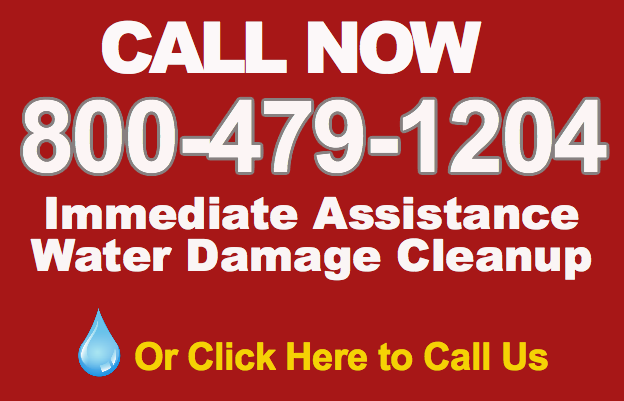 Water Damage | Provincetown MA